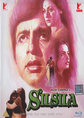 Poster Of Hindi Movie Silsila (1981) Free Download Full New Hindi Movie Watch Online At worldfree4u.com