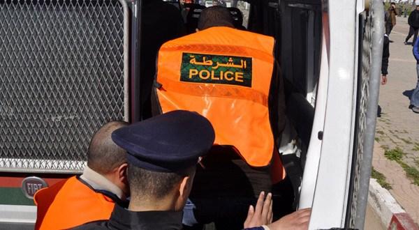 الجهوية 24 - إعتقال بوليسي دار كسيدة خايبة قتل فيها واحد الشاب وهرب
