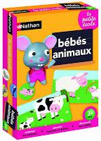 Bébé animaux Nathan