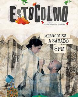 ESTOCOLMO (TEATRO) Poster5