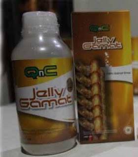 Cara Pesan Jelly Gamat