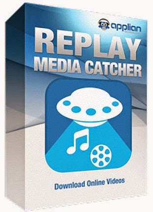 Replay Media Catcher 6.0.0.75 + Patch