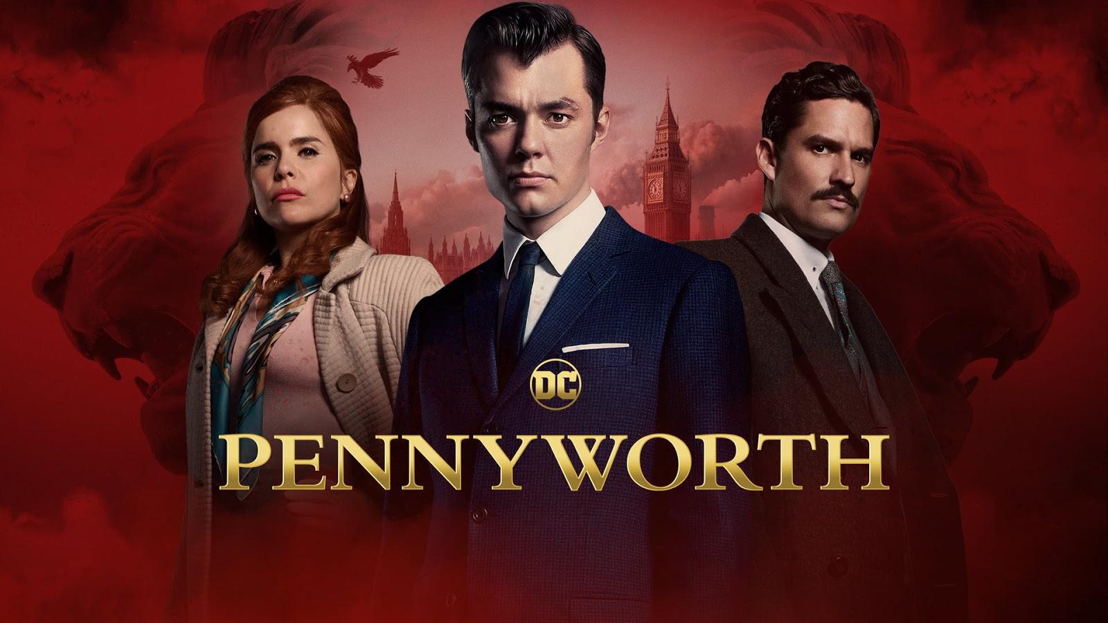 The Movie Sleuth: The Bearing of Bruce Wayne: Pennyworth Season 2 Will  Feature A Pregnant Martha Wayne