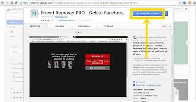 Cara Mudah Menghapus Semua Teman Facebook Sekaligus Banyak