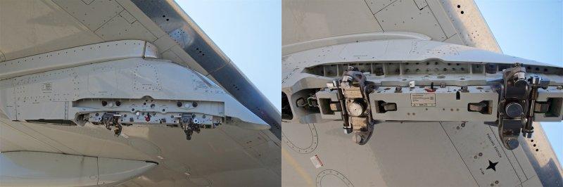 BRU-76A - Weapon Rack - Boeing P-8I - 002 - TN