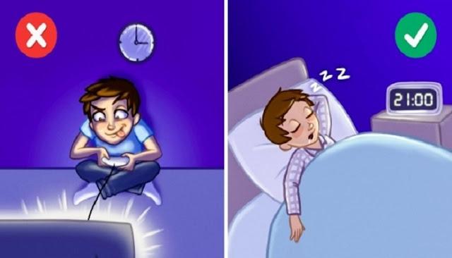 Αυτά τα 12 Πράγματα ΑΠΑΓΟΡΕΥΟΝΤΑΙ πριν τον ύπνο γιατί μας Παχαίνουν. Δυστυχώς ΟΛΟΙ τα Κάνουμε..
