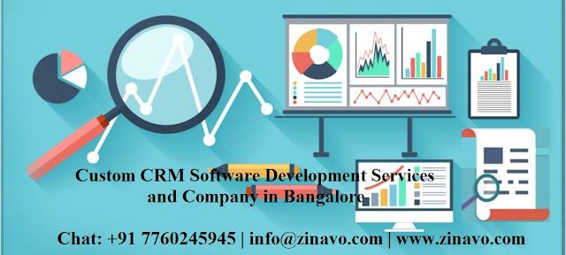 CRM Software Development Company in Bangalore