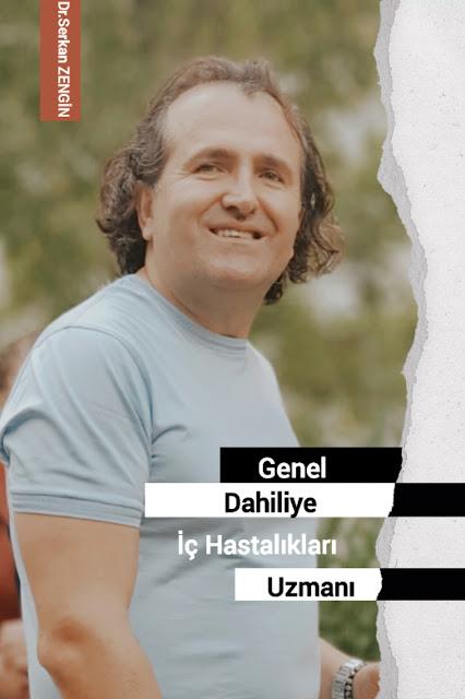 Dr. Serkan Zengin Kimdir?, Dr.Serkan Zengin İletişim, Dahiliye Doktoru, İç Hastalıkları Uzmanı, Başakşehir
