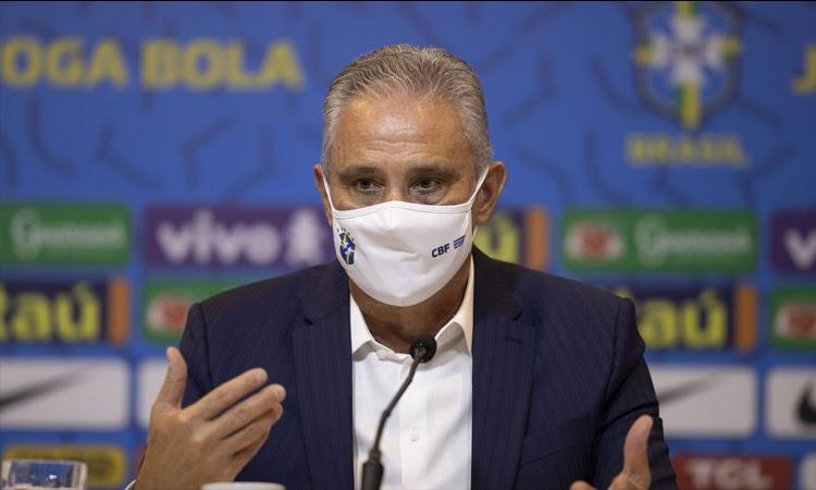 Tite convoca Seleção Brasileira para rodada das eliminatórias da Copa de 2022