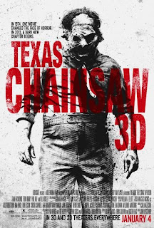 Poster de Texas Chainsaw 3D