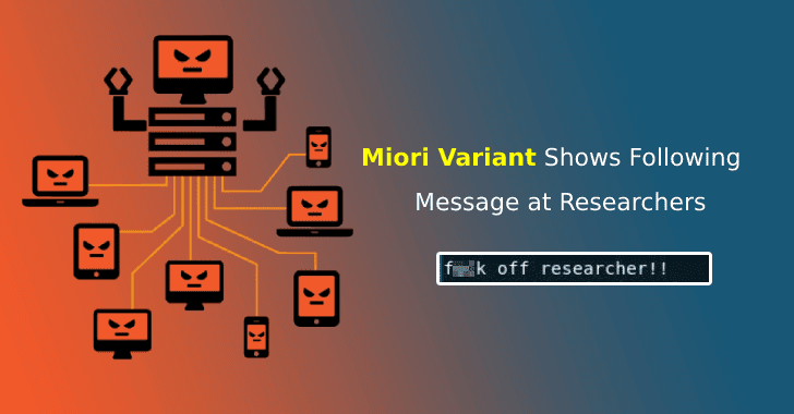 Miori campaign  - Miori 2Bcampaign - New Miori campaign Uses text-based Protocol to Communicate with C&C
