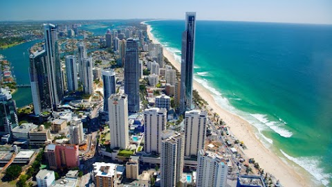 Tempat Menarik Di Gold Coast, Brisbane Australia