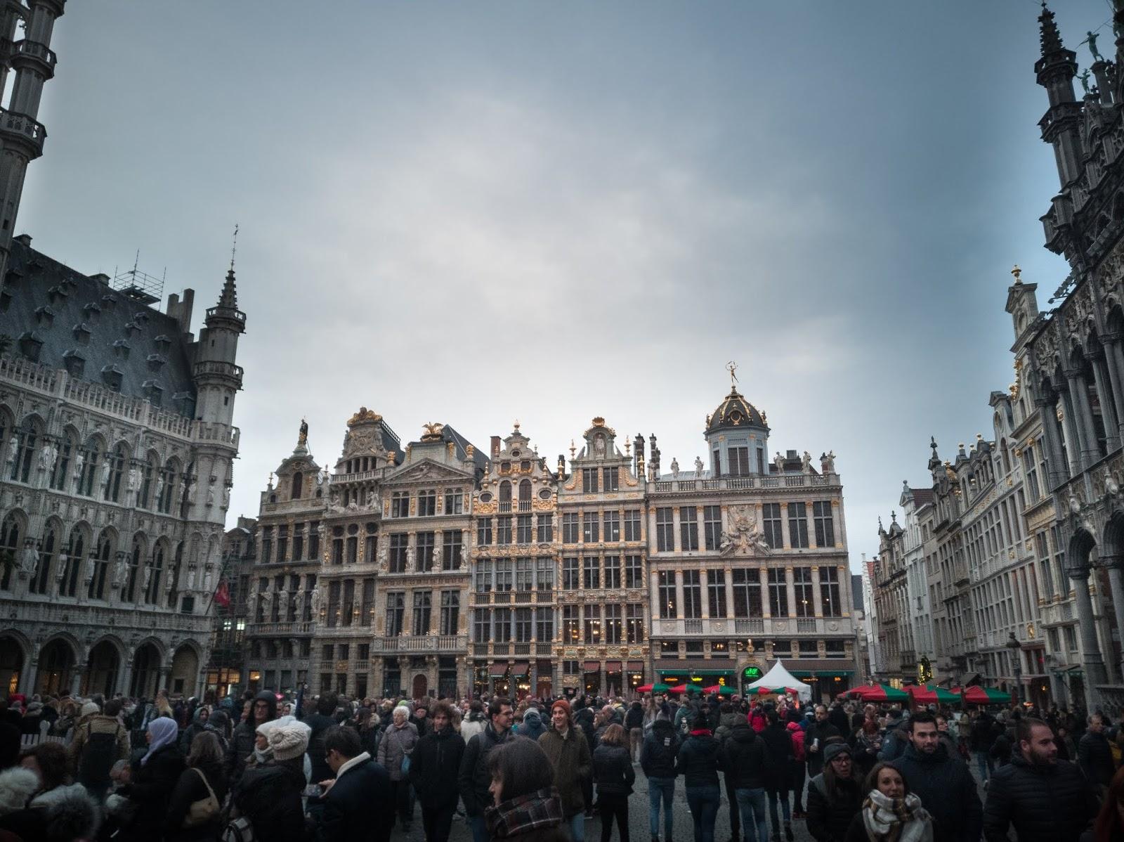 gran place bruxelas
