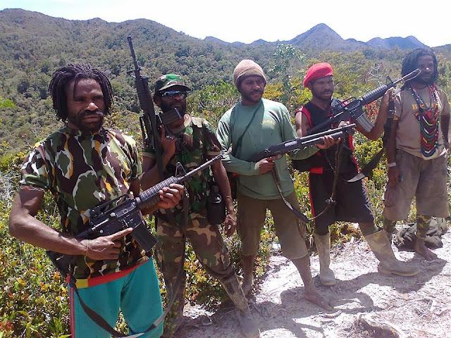 OPM Tebar Isu TNI Perkosa Wanita Papua, Warganet: Masa sih TNI sampai Ngiler