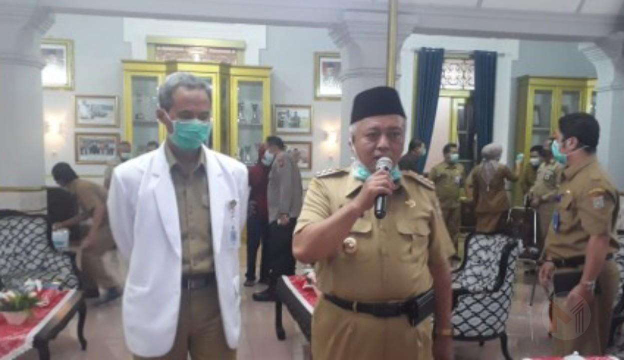 Cegah Covid-19, Pemkab Malang Terima Bantuan Dari Berbagai Pihak