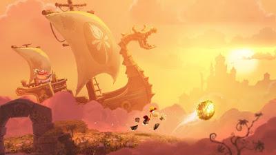 Rayman Adventure Full Update