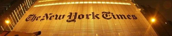 New York Times' Job Ad Has Some Critical Remarks About India And Its Government