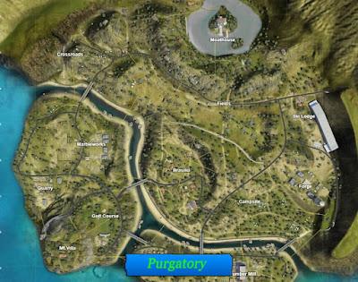 خريطة المطهر