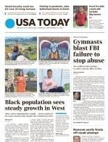 USA Today Magazine 16 September 2021