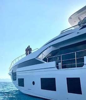 Cristiano Ronaldo celebrates Serie A title win with £8.5m Bugatti and £5.5m yacht