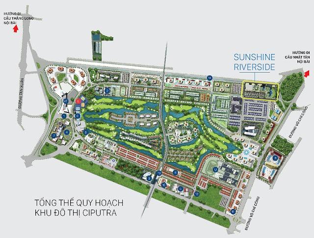 Khu đô thị Ciputra