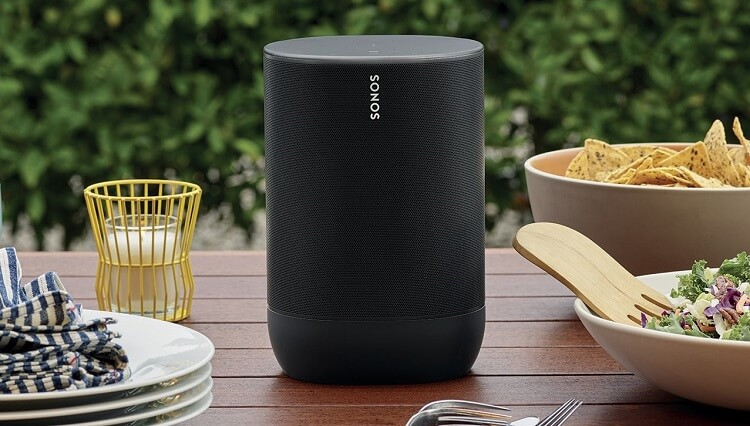 Sonos Move Now Available in PH for Php46,990