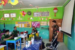 Tebarkan Spirit Kemajuan, SMK Muhammadiyah Kota Magelang Berikan Pelatihan Pembelajaran Berbasis IT di MIM Dupan