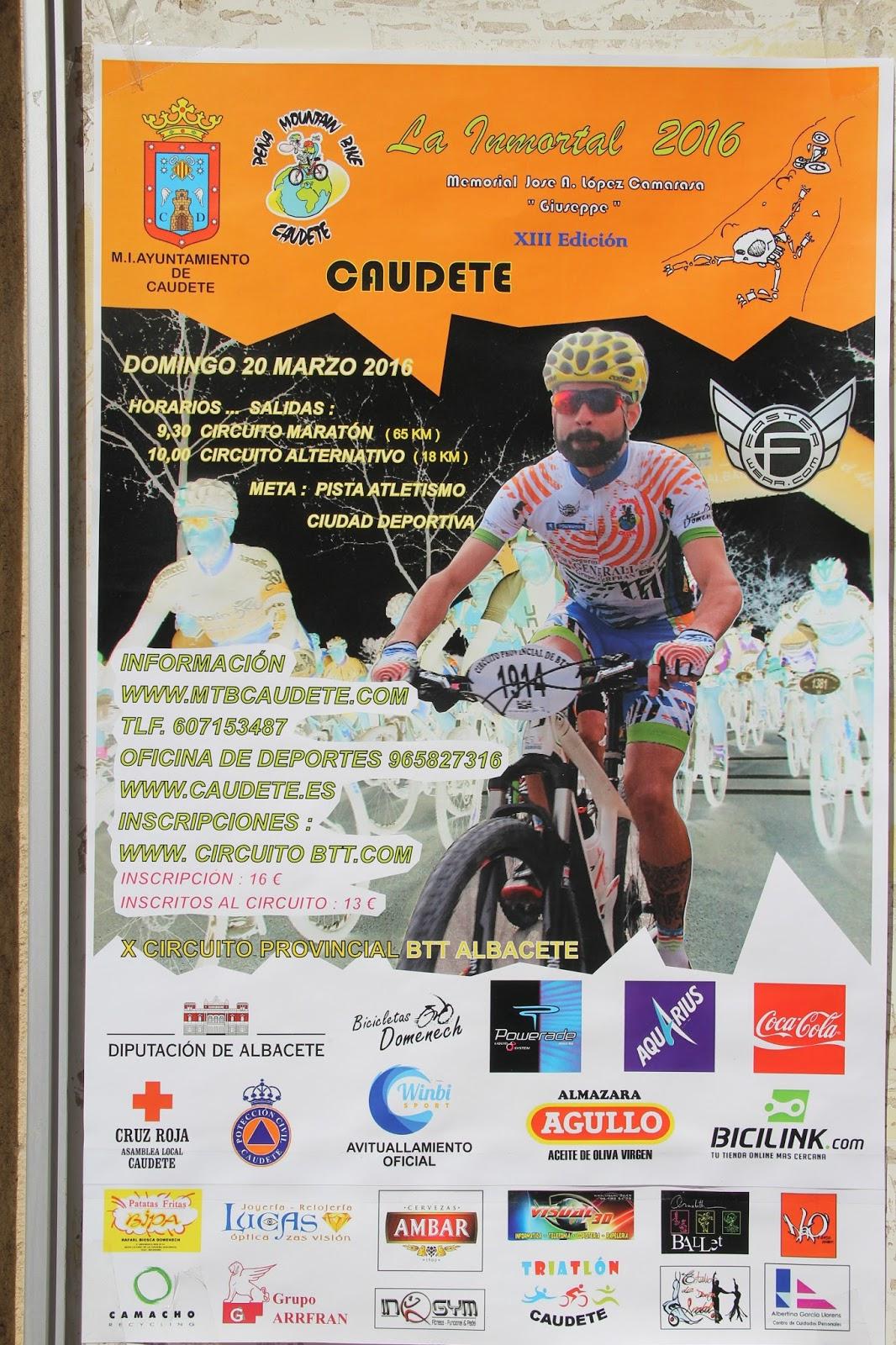 El blog de joaqu n medina la xiii prueba ciclista la - El tiempo en muchamiel ...