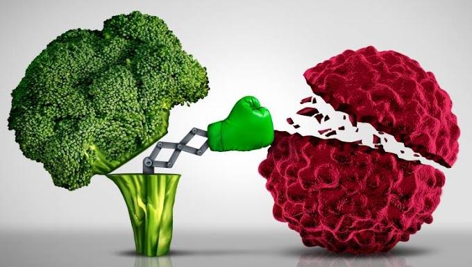 Buah dan Sayur Mentah Tangkal Kanker