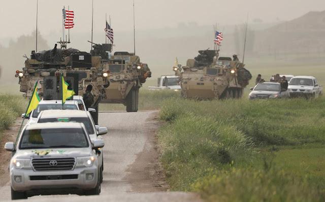 Σκιά στις σχέσεις ΗΠΑ - Τουρκίας «επί δεκαετίες»