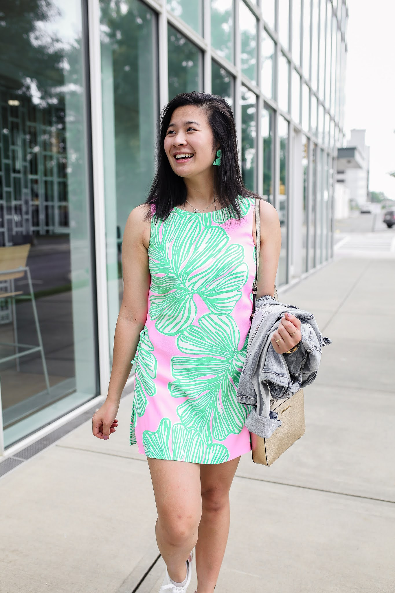 How to style a lilly pulitzer romper