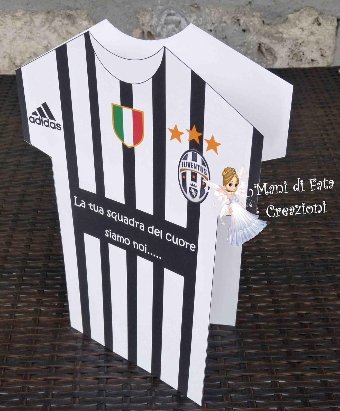 Matrimonio Tema Juventus : Mani di fata creazioni marzo