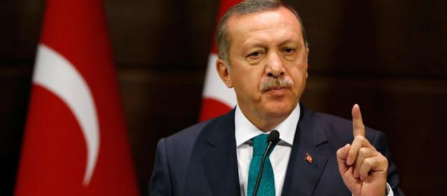 Ερντογάν: Έχουμε ανοιχτούς λογαριασμούς με τους Έλληνες