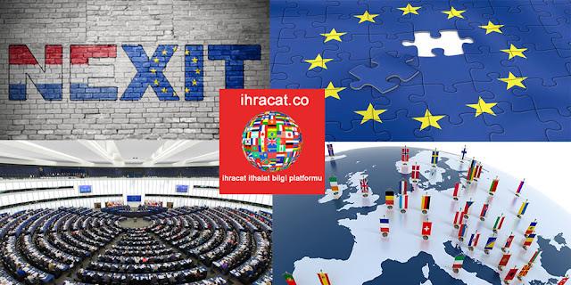 Avrupa Birligi, European Union, nexit