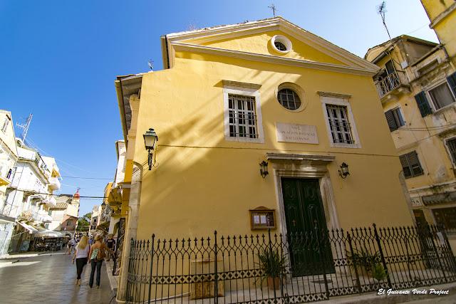 San Vassilios - Corfu por El Guisante Verde Project