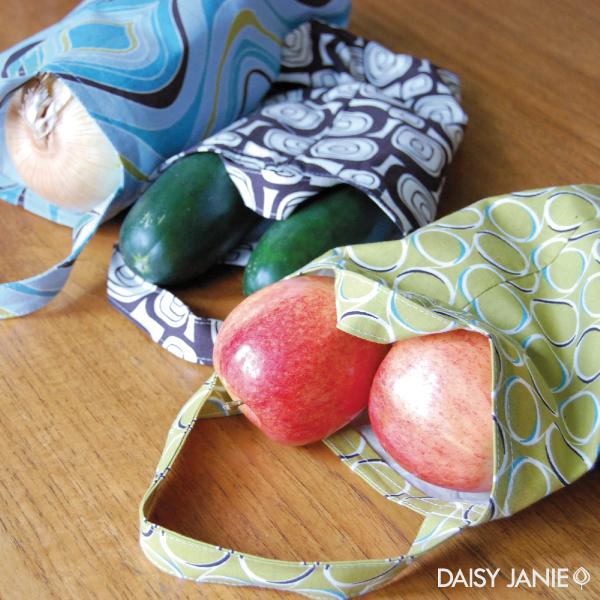 DIY Easy foldable Tote Bag Tutorial