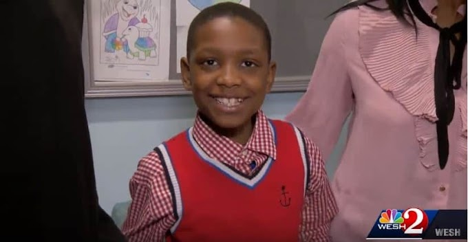 8-Year-Old's Bone Marrow Donation Cures His Siblings of Sickle Cell