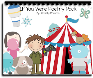 Poetry can be super tough for students - or it can be really fun!  I whipped up a super fun free version of an activity! No rhyming required for this one!