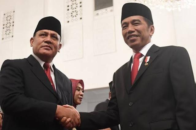 Survei Terbaru LSI: Publik Anggap KPK Lebih Efektif ketimbang Presiden Jokowi