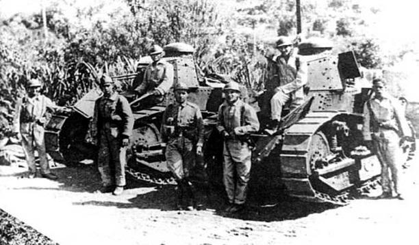 Getúlio Vargas e a Revolução Constitucionalista de 1932