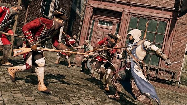 الكشف عن أهم المميزات التي ستقدم نسخة ريماستر لعبة Assassin's Creed 3 ، إليكم قائمة أهم الإضافات..