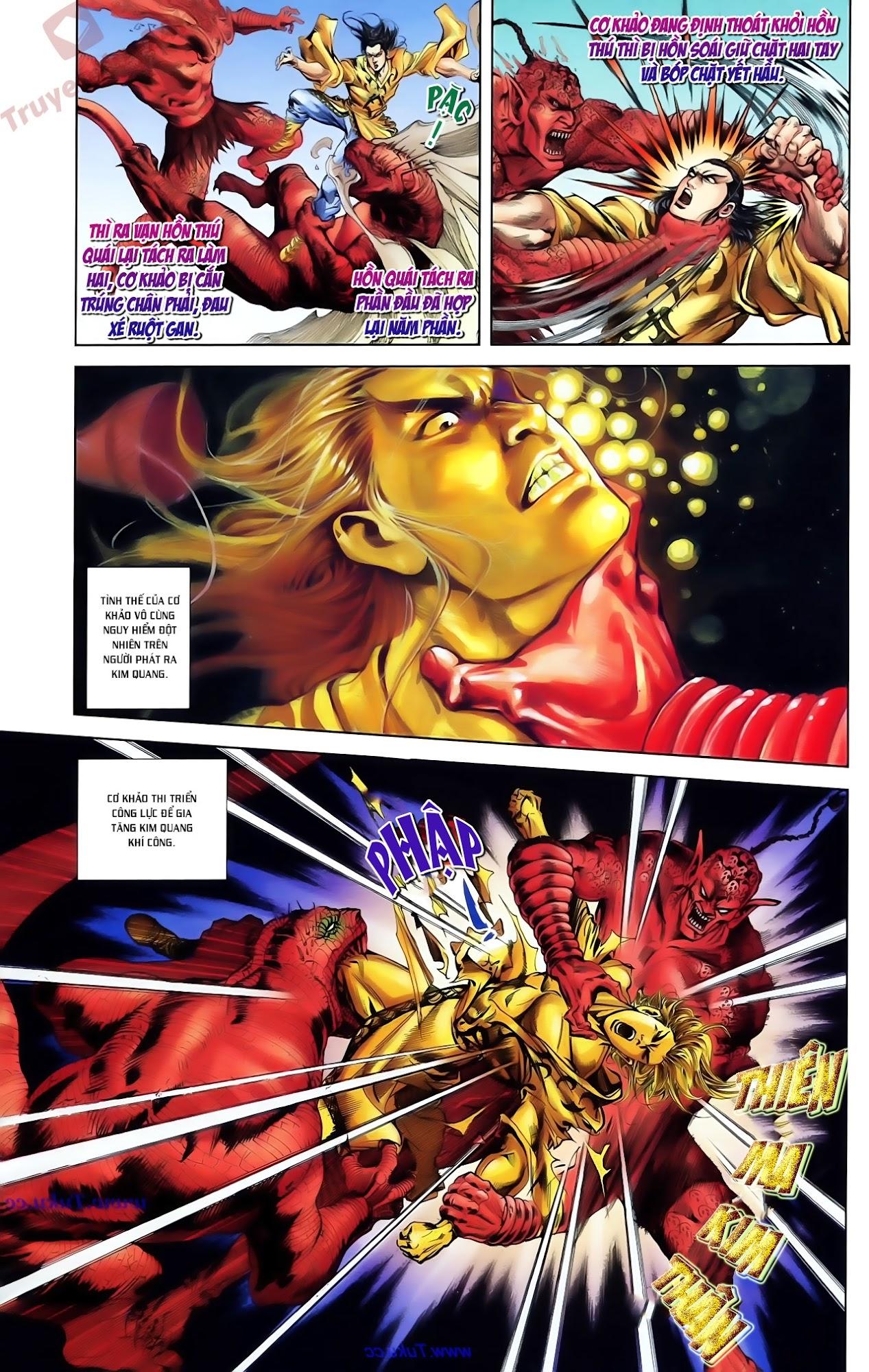 Cơ Phát Khai Chu Bản chapter 82 trang 22