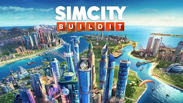 SimCity BuildIt. Jogo de construir cidade