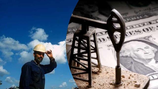 Angola berutang sekitar $1miliar ke Perusahaan Energi
