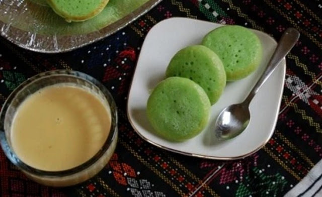 Resep kue serabi
