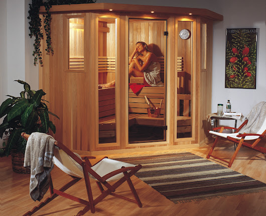 The Benefits of Adding an In-Home Sauna!