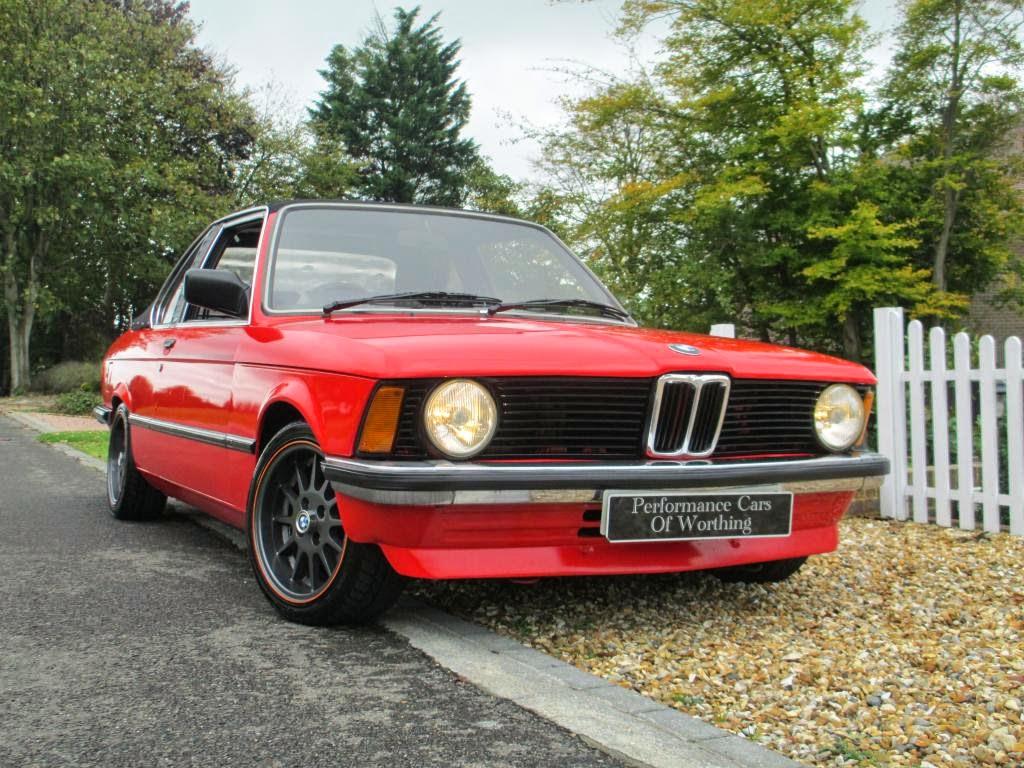 Baurspotting: Beautiful! BMW 316 Baur Cabriolet - -1982 ...