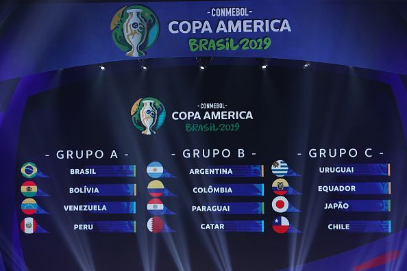 Copa America 2019 Broadcasting Channels List | Freqode com
