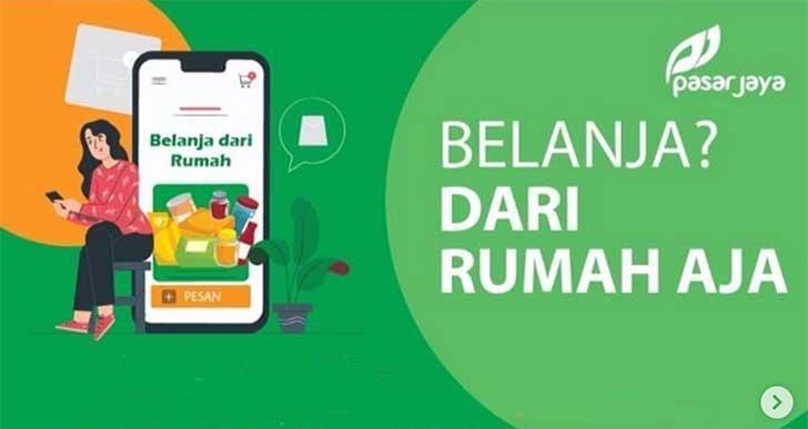 Belanja Pasar Dari Rumah di Jakarta