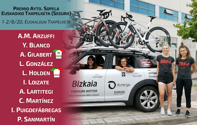 El Bizkaia - Durango disputará dos pruebas del Torneo Euskaldun este fin de semana